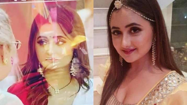 Bigg Boss 13 fame Rashami Desai's first look from 'Naagin 4' out. Seen the video yet?