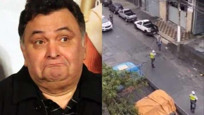 Rishi Kapoor shares video of Italy man getting punished amid coronavirus lockdown, says, need this d