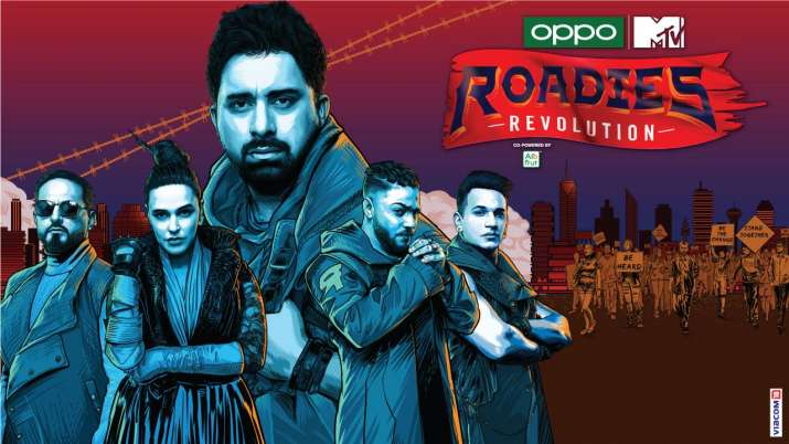 India Tv - Roadies