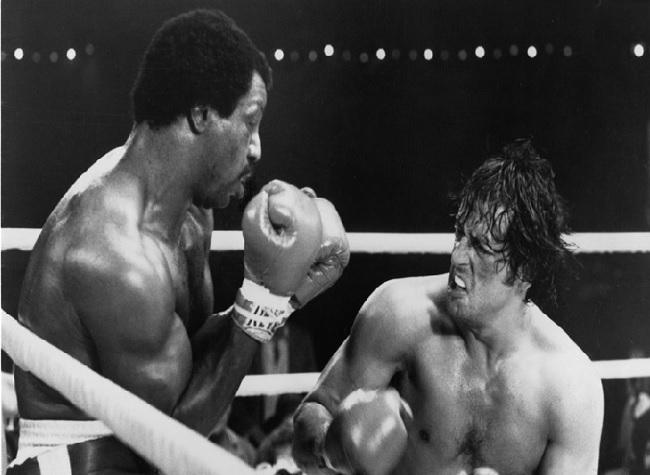 Still from Rocky II