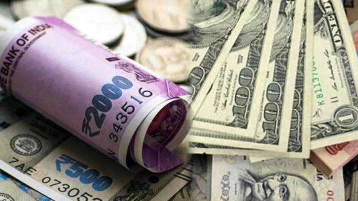 Rupee dives 46 paise to 73.79 against USD