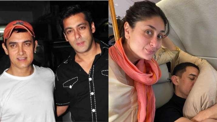 Aamir Khan gets birthday wishes from Salman, Kareena Kapoor, Madhuri Dixit and other celebs