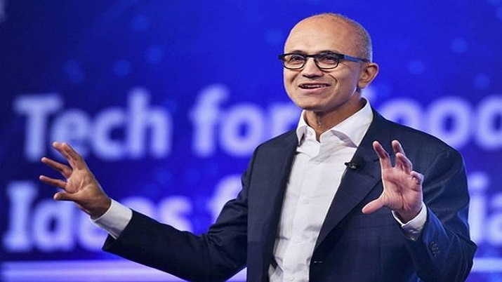 Fight against COVID-19: Satya Nadella's wife donates Rs 2 crore to Telangana