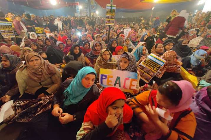 Amid Janata Curfew, only 5 women to continue anti-CAA