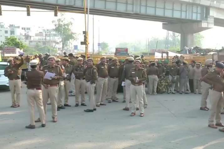High alert in Shaheen Bagh, Section 144 imposed as