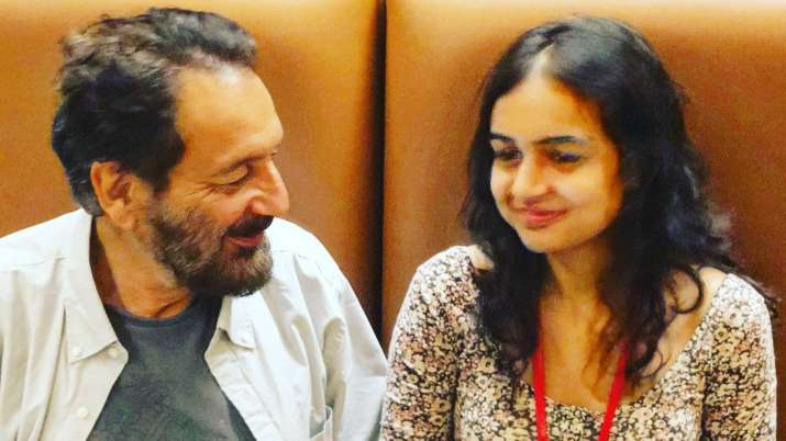 Daughter Kaveri opens up about Shekhar Kapur and wife Suchitra Krishnamoorthi's property case