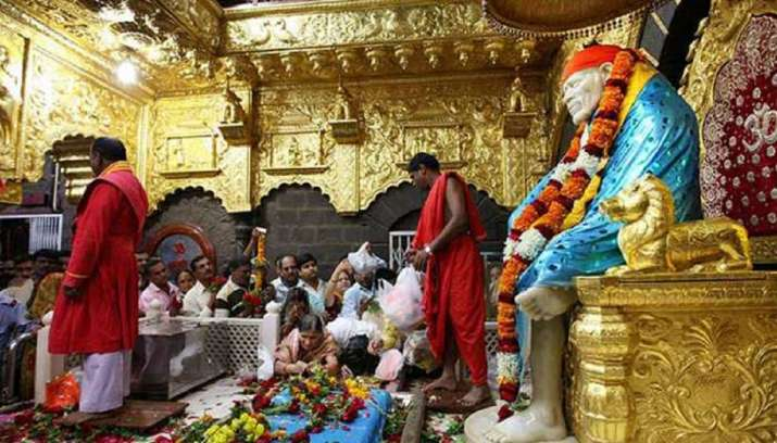 Shirdi Sai Baba temple closed from 3 pm today amid coronavirus pandemic