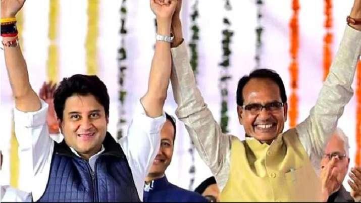 Now Shivraj and Maharaj are together in BJP, says Shivraj Singh Chouhan
