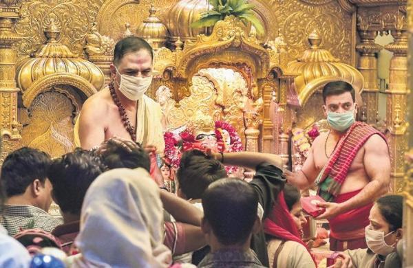 Siddhivinayak Temple closed, Mumbai Siddhivinayak Temple, Siddhivinayak mumbai, Coronavirus outbreak