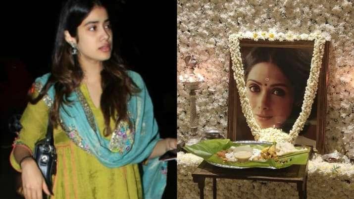 Thala Ajith joins Janhvi Kapoor, Boney Kapoor for Sridevi's prayer meet in Chennai