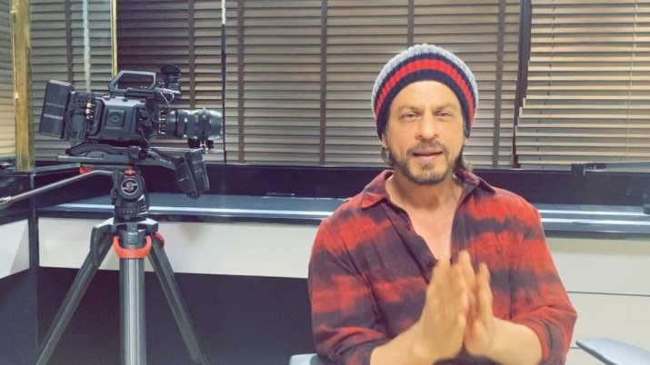 Shah Rukh Khan has a witty advice on coronavirus prevention inspired by his films. Don't miss