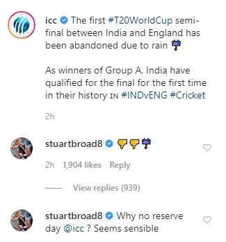 India Tv - Stuart Broad