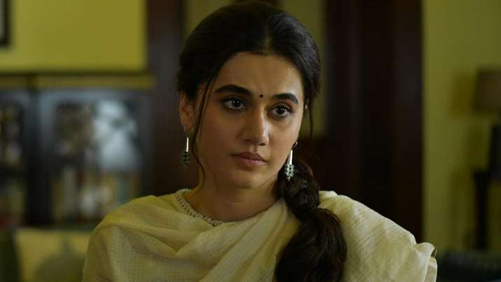 Thappad Box Office Collection Day 3: Taapsee Pannu's film earns decent numbers on the opening Sunday