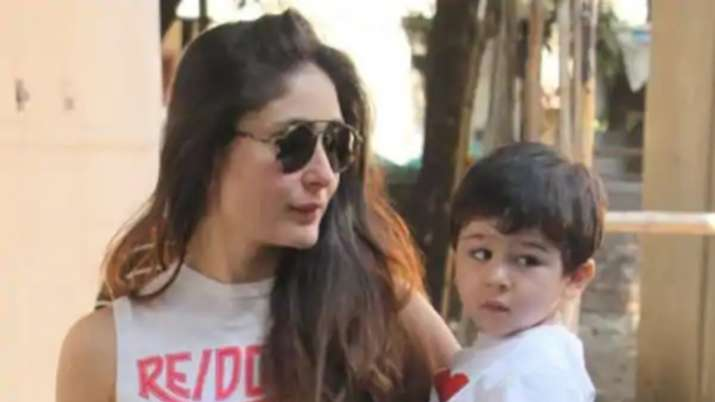 Kareena Kapoor Khan shares 'in-house Picasso' son Taimur Ali Khan's drawing