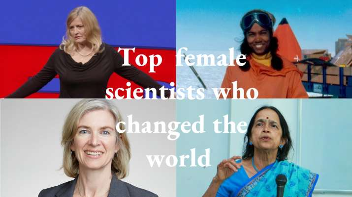 Top 5 female scientists who changed the world