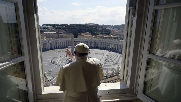 Vatican's Holy Week to proceed but without public amid virus