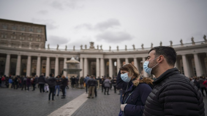 Coronavirus: Mass testing at Vatican after priest tests COVID-19 positive