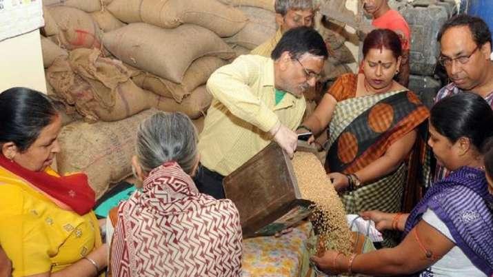 Sitharaman announced that20 crore women of Jan Dhan