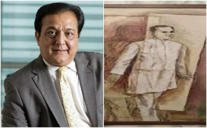 Yes Bank crisis: ED seizes Rajiv Gandhi's portrait from