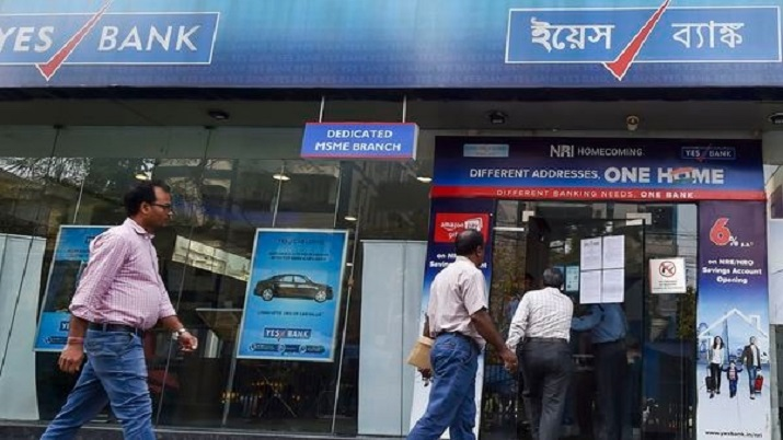 Yes Bank shares rally in 2nd consecutive session, up over 35 percent