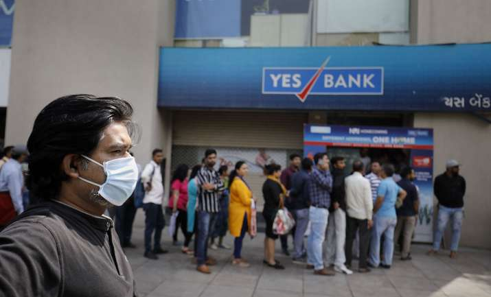 Yes Bank Crisis latest news yes bank atms yes bank shares