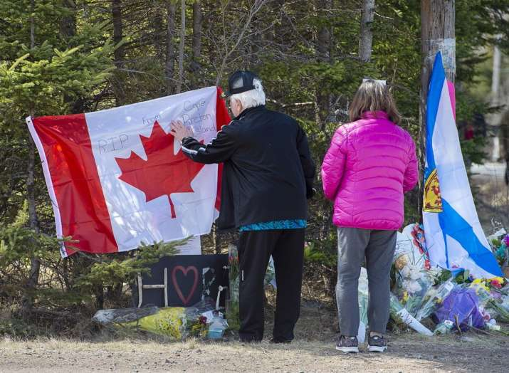 Canada: Nova Scotia mass shooting erupted from an argument between gunman and his girlfriend