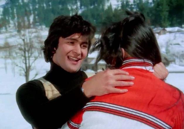 India Tv - Vicky in Kabhie Kabhie (1976)