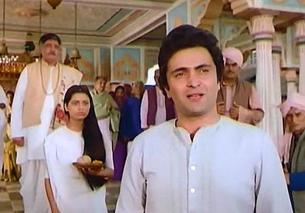 India Tv - Dev in Prem Rog (1982)