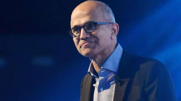 We saw 2 years of digital transformation in 2 months: Satya Nadella