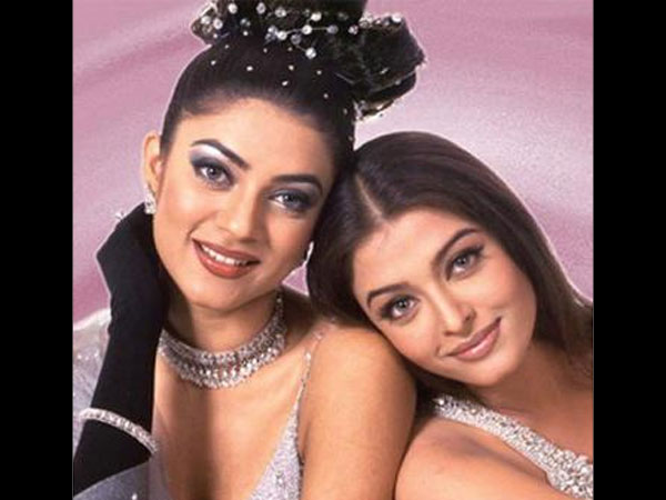 India Tv - Sushmita and Aishwarya