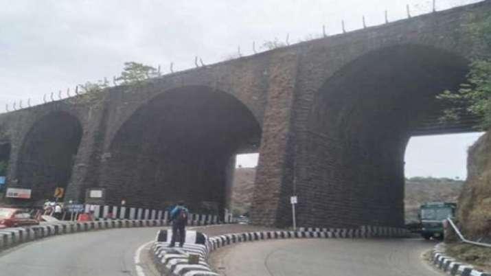 British-era Amrutanjan bridge on Mumbai-Pune expressway demolished