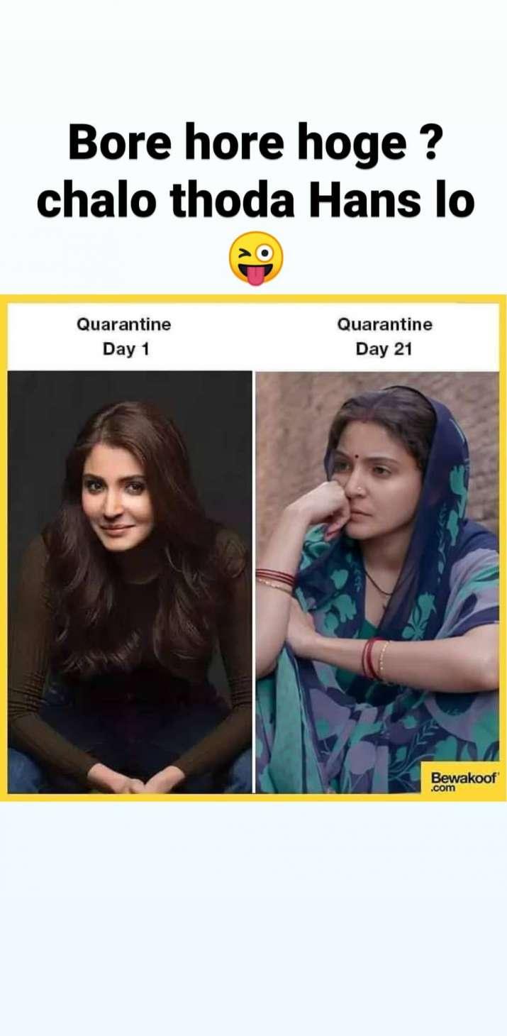 Anushka Sharma Shares Hilarious Sui Dhaga Meme Of Herself To