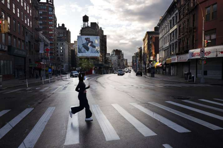 New York coronavirus shutdown extended till May 15 | World News ...