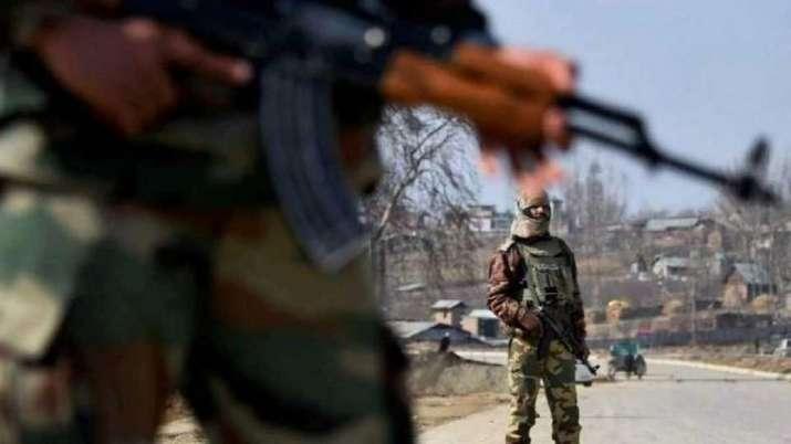 Terrorists attack police naka party in Kulgam
