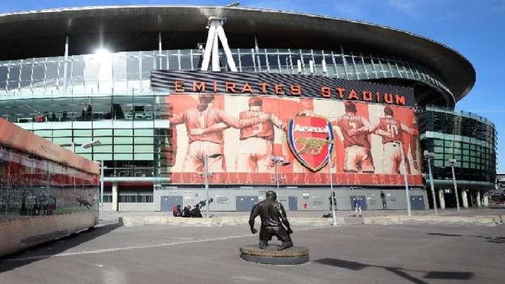 English Premier League side Arsenal