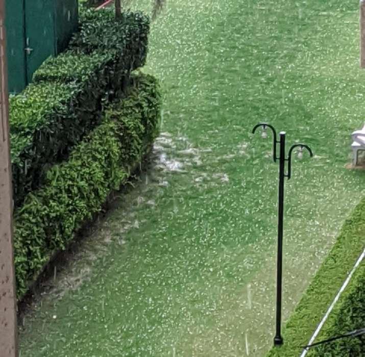 noida hailstorm, rain noida, noida rain latest news, noida hailstorm latest news, noida weather late
