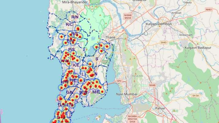 Mumbai Red Zones: BMC seals 117 new containment zones |