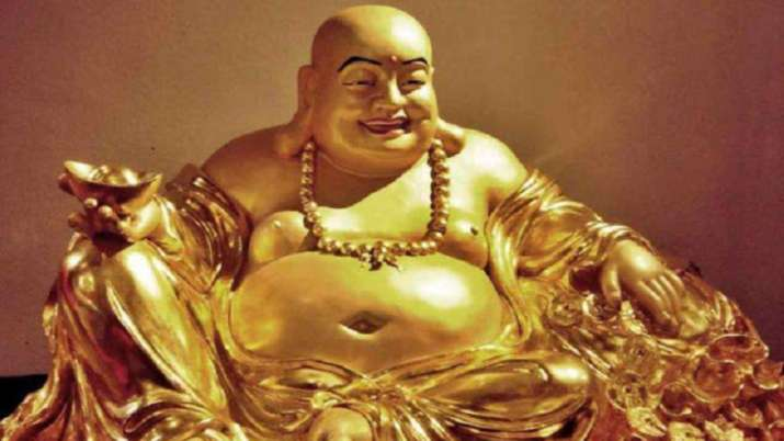 Vastu Tips: Keeping laughing Buddha on main door of the house improves financial condition