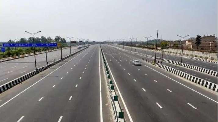 Delhi air quality coronavirus lockdown