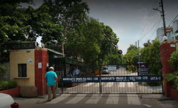 Noida Sector 28's Varun Vihar Enclave sealed after being identified as COVID-19 hotspot
