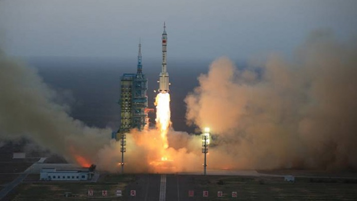 China to launch communications satellite named after Wuhan