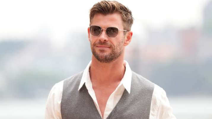 Chris Hemsworth Was Looking Forward To Be Back In India Asks Indian Fans To Be Safe Celebrities News India Tv