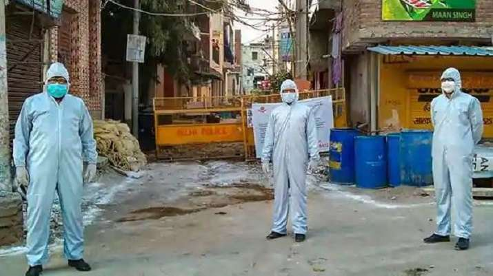 Delhi red zones, delhi coronavirus hotspots, delhi news, delhi latest news, delhi containment zones,