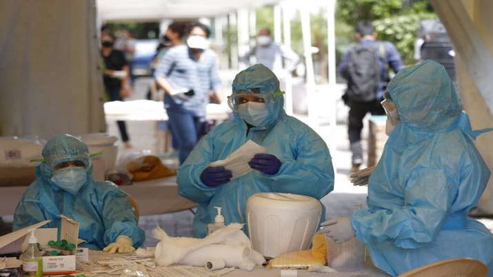 New Delhi, Azadpur Sabzi Mandi, Delhi coronavirus lockdown