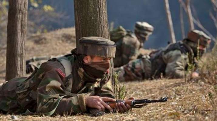 Encounter breaks out between terrorists and security forces in J&K's Shopian district