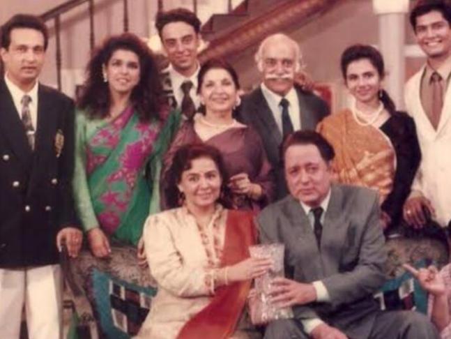 India Tv - Dekh Bhai Dekh family