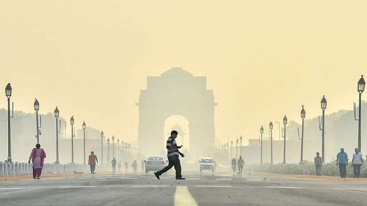 Delhi's air quality may worsen due to western dust storms