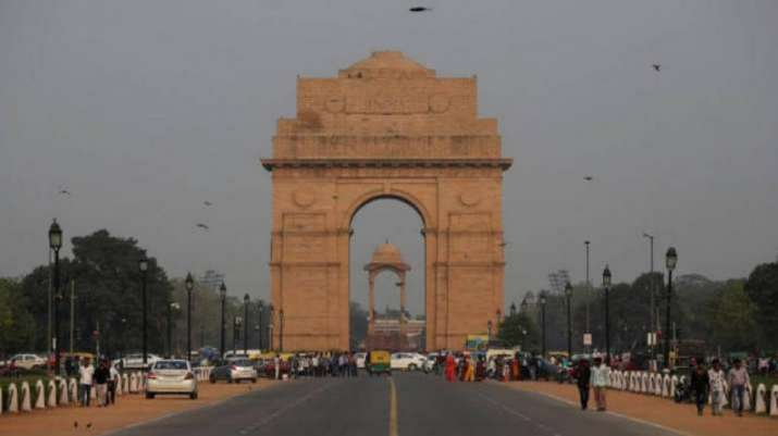 A representational image of India Gate