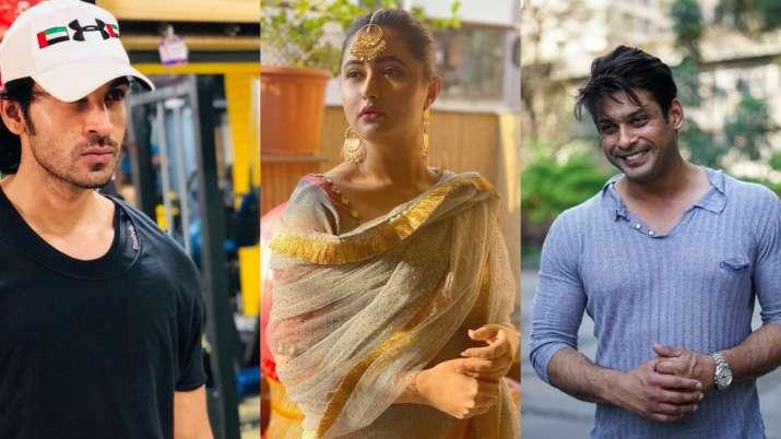 Rashami Desai reveals what's her equation with Sidharth Shukla, Arhaan Khan post Bigg Boss 13