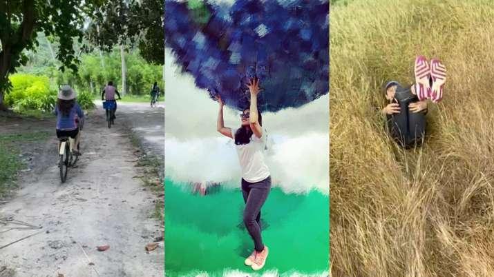 Malaika Arora, Bhumi, Kajol to Neha, look how Bollywood celebrities wished Earth Day 2020 to fans